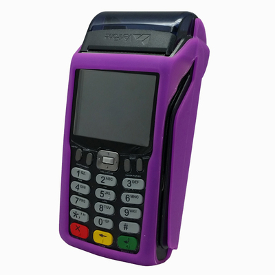 Custom Shape Silicone Skin Cover for VX675 POS Machines