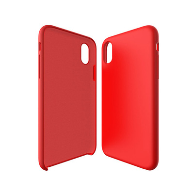 OEM/ODM iPhone X liquid silicone phone case
